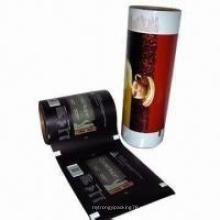Película de embalaje del tabaco de la venta caliente, venta al por mayor laminada de la película del tabaco