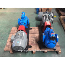 horizontal Lube oil three screw pump