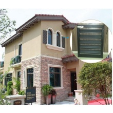Exterior Aluminium Decorative Louvers