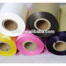 Wash resin care label printing zebra color printer ribbon
