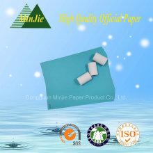 "A4 Mutilpurpose Farbe Typ Büro Kopierpapier 8.5 * 11 ""Amerika Größe Kopierpapier"