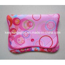 Fashionable Waterproof Neoprene Computer Bag with Sublimation Printing