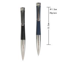 Stylo à bille en métal de stylo à bille coloré bon marché Ventes chaudes de bonne qualité