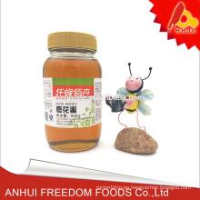 marcas de miel de fecha sin procesar en certificación kosher de botella de 900 g