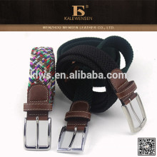 Custom Christmas uniques gifts men western braided belt