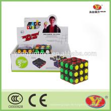 YongJun Linggan 3x3 Speed Cube 57mm Kunststoff Magic Cube