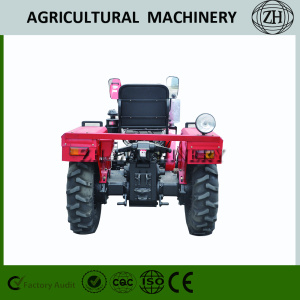 Mini Tractor 12hp with Harvester for Sale