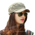 Basic Washed Fashion Cotton Military Hat/Cap