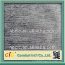 Tecido de sofá bordado 100% algodão