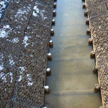Alta Qualidade & Preço Barato Galvanized Gabion Colchão Do Fabricante China