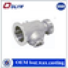Productos de calidad OEM 316 de acero inoxidable tubería de montaje de fundición