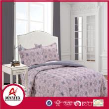 Draps bon marché pour la maison utilisant, lit jetable de lit de reine et de roi