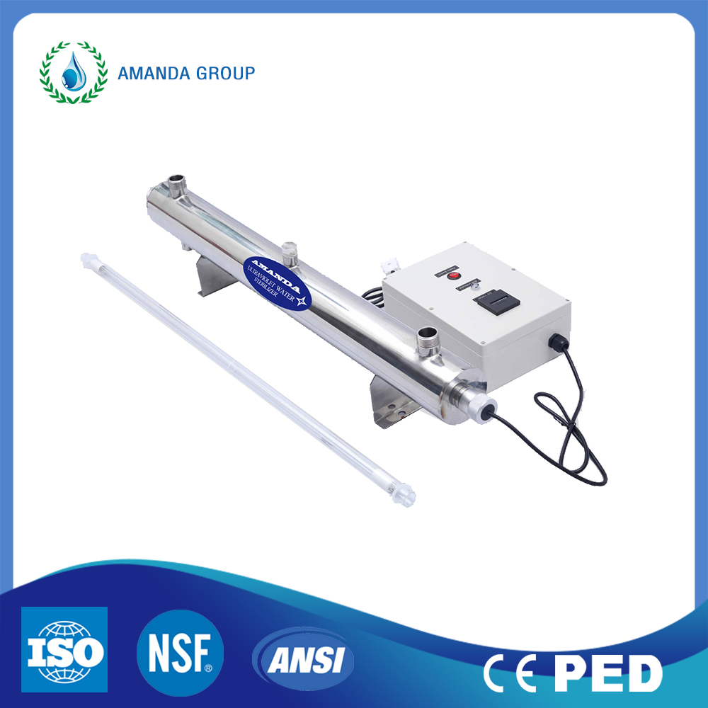 Water Treatment Ultraviolet Lamp Led Sterilization