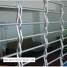 Decorative Wire Mesh Used for Curtain Wall