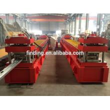 China fornecedor fábrica preço C/Z Purlin intercambiável dá forma à máquina