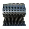 Geomembrana de hoyuelos HDPE para el campo de fútbol artificial