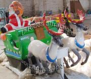 Christmas Kiddie Ride