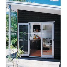 Modern Estate Installed Double Glass Aluminium Windows and Doors