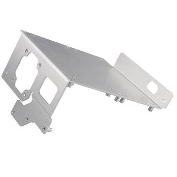 Serviço de dobra de chapa de aço inoxidável para peças de metal de alumínio