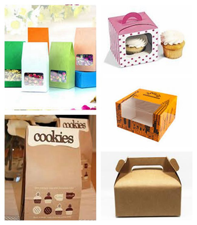 bakery paper packaging