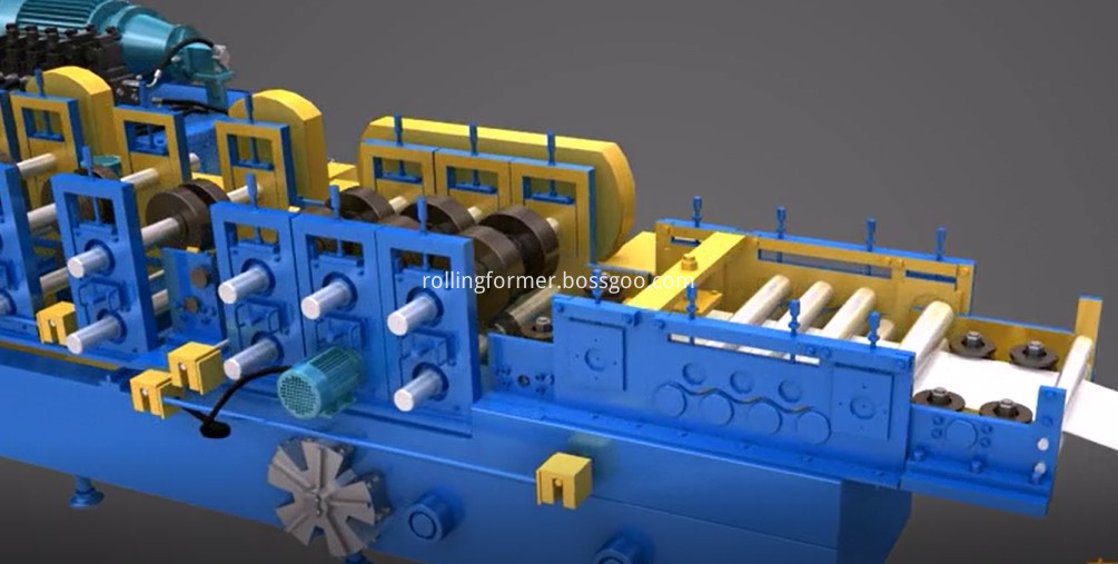 Framing C Purline Rollformers
