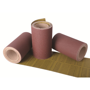 Waterproof Aluminium Oxide Abrasive Cloth Gxk51-P
