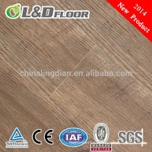 8mm 14mm factory direct waterproof blue grey laminated wood floor