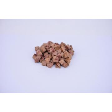 Popular Frozen-Dried Beef Cube Snacks for Pets