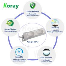Invernadero de iluminación de espectro completo LED grow light hidropónico