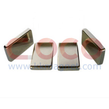 NdFeB Permanent Magnets for Linear Motor