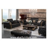 Leather sofa classical sofa sofa sets TI-003
