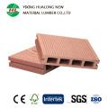 Hollow Wood Plastic Composite Outdoor Flooring WPC Decking (HLM47)