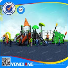 Conjunto de Estrutura de Jogo de Playground Outdoor Playground