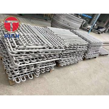 ASTM A213 Seamless Stainless Heat Exchanger U Shaped Tube