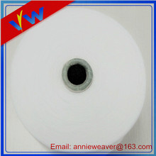 40/2 Optical White Yarn Sewing Thread TFO