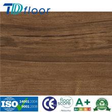 Efeito De Madeira Lvt Vinil Clique Plank PVC Vinyl Flooring