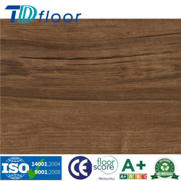 Factory Price Indoor Waterproof PVC Vinyl Dry Back Plank Flooring