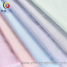 100%Cotton Plaid Slub Oxford Fabric for Garment