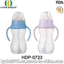 Botella de alimentación al por mayor estándar libre de BPA de los PP de 180ml (HDP-0723)