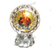 Декоративная православная икона Кристалла - Статуя религиозного хрусталя