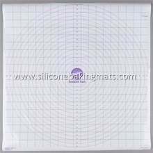Top for Pastry Heat Mat Fondant Roll And Measuring Pastry Mat export to Russian Federation Supplier