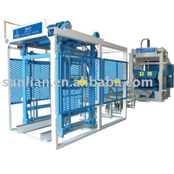 Automatic Block Machine QT8-15
