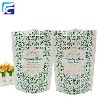 Laminated Multiple Layer Plastic Aluminum Foil Bag