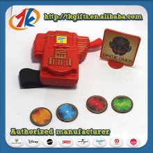 Promotional Item Disc Shooter with Wrist Band Kids Game Toy
