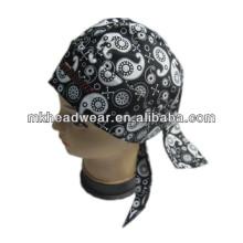 Sombrero unisex del pirata del algodón de la manera con la impresión completa