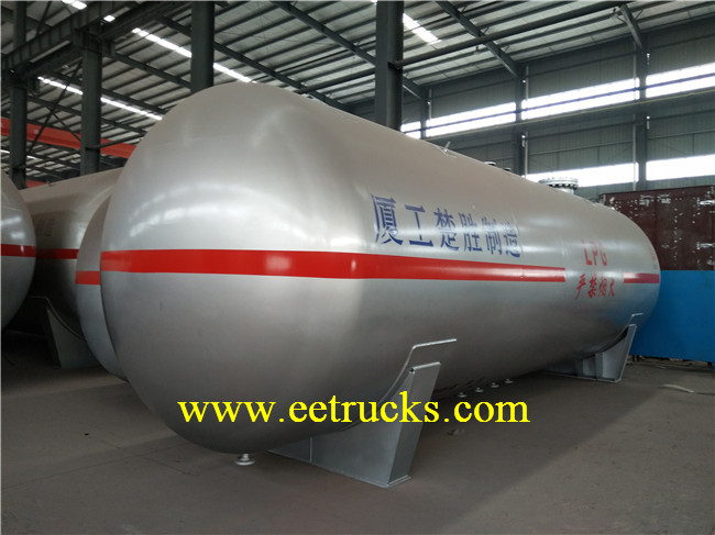 50 TON Ammonia Storage Tanks