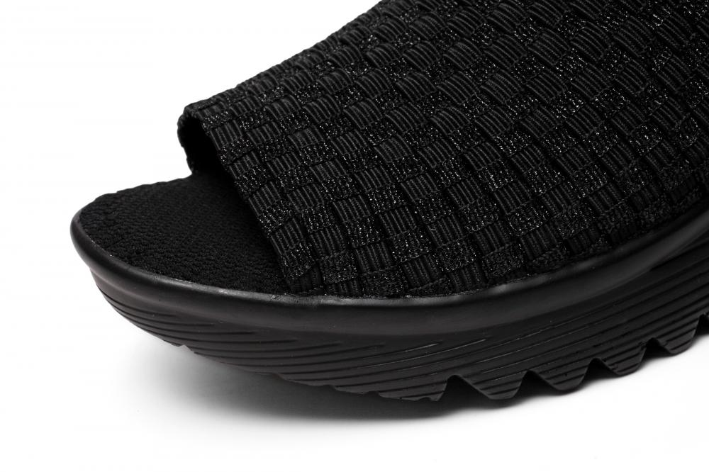 PU Soles Woman Slipper