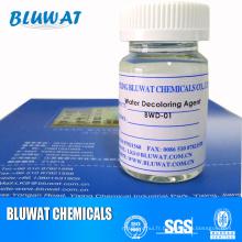 Agent de décoloration des produits chimiques de colorant de l'eau