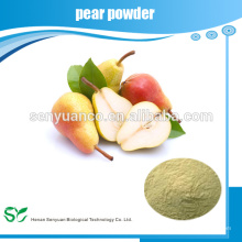 100% nature High Quality pear fruit juice powder