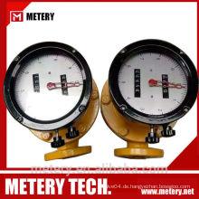Oval Gang Durchflussmesser Oval Getriebe Durchflussmesser MT100OG Serie